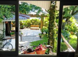 Pousada Jardim Coberto