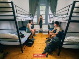 All Nations Backpackers - Melbourne