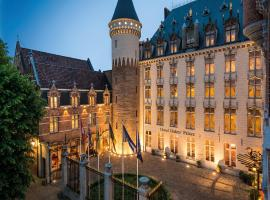 فندق Dukes' Palace Brugge