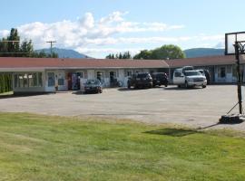 Paradise Motel, Sicamous