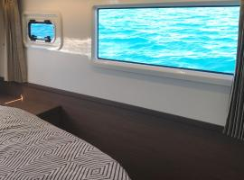 Seaview suites marina Portimão