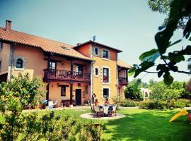 Mejores hoteles y hospedajes cerca de Bielva, España