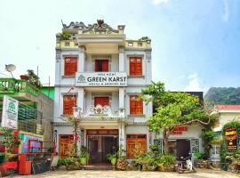Green Karst Hostel & Bar