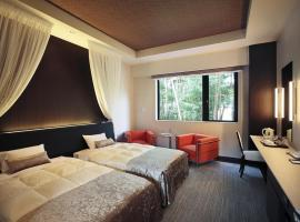 Sakura-an Kawaguchiko Hotel