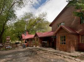 Camping y Hostal El Ovejero