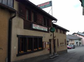 Gîte Au Petit Vélan, Bourg-Saint-Pierre