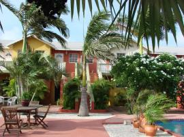 Cunucu Villas - Aruba Tropical Garden Apartments, Oranjestad