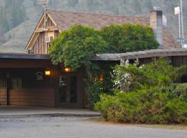 Sundance Guest Ranch, Ashcroft