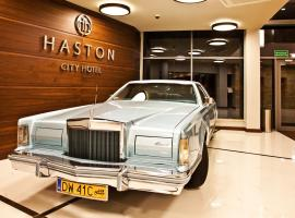 Haston City Hotel