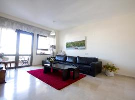 Tel Aviv Towers Apartment