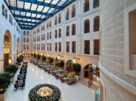 מלון וולדורף אסטוריה ירושלים