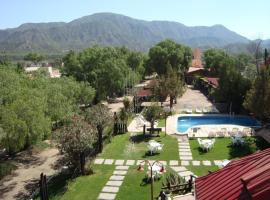 Hosteria Termas del Challao, El Challao