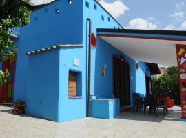 Shanti Home, Zagarolo