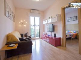 Barcelona Centric Apartment