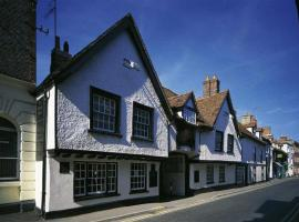 The George Hotel, Wallingford (Perto de Warborough)