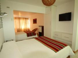 Amable Hotel Avenida, Arica