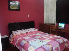 Hotel Sagitario, Cajamarca