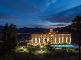 Kurhaus Cademario Hotel & Spa, Cademario (Perto de Aranno)