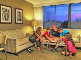 Georgetown Suites, Washington