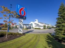 Motel 6 Toronto - Mississauga, Mississauga (Perto de Milton)