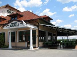 Hotel Kralj, Prelog