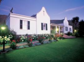 Altes Landhaus Country Lodge, Oudtshoorn