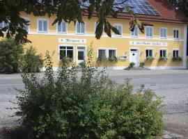 فندق Gasthof Alte Post