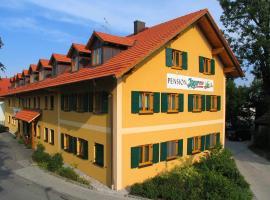 Hotel Jagermo, Grasbrunn (Perto de Haar)