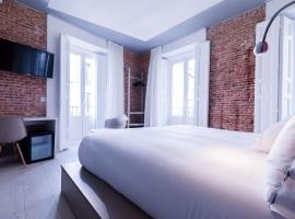 B&B Hotel Madrid Centro Fuencarral 52, מדריד