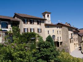 Albergo Casa Santo Stefano, Miglieglia (Perto de Aranno)