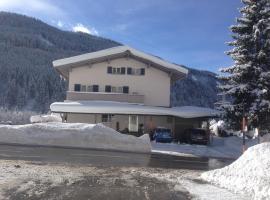 Haus Heidi, Wald am Arlberg (Klösterle am Arlberg yakınında)