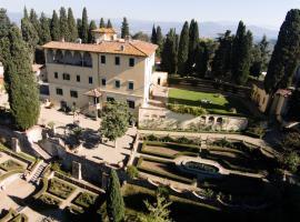 Art Hotel Villa Agape, Florença