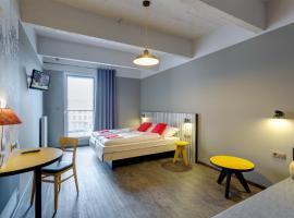 MEININGER Hotel Brussel City Center