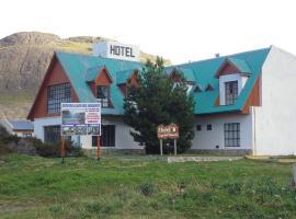 Hotel Lago del Desierto
