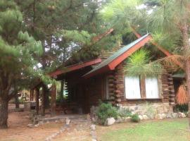 Cabañas Villa Lancuyen, Bialet Massé