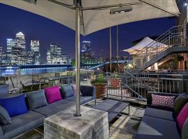 DoubleTree by Hilton London – Docklands Riverside