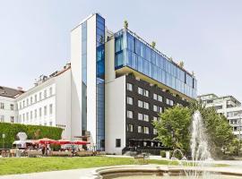25hours Hotel beim MuseumsQuartier, Viena