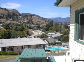 Pleasant View Motel, Summerland