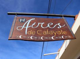 Hostal Aires de Cafayate, Cafayate