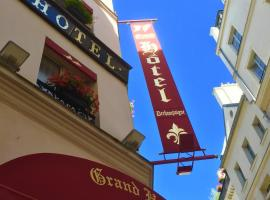 فندق غراند دوشومبانيي