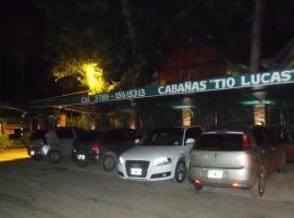 Cabañas Tio Lucas, Ituzaingó (Perto de Puerto Valle)