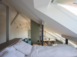 Apartment Murtensee und Alpen, Bellerive