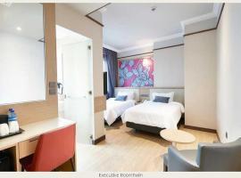 Hotel Bencoolen @ Hong Kong Street
