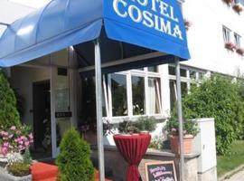 Hotel Cosima, Vaterstetten (Perto de Haar)