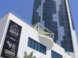 فندق وسبا رامي غراند
