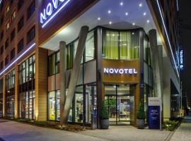 Novotel München City Arnulfpark