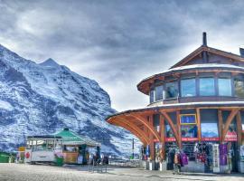 Lodge Bergrestaurant Kleine Scheidegg