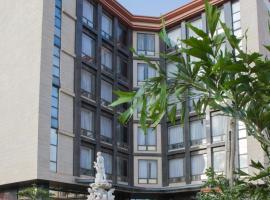 Golden Tulip Essential Lagos Airport Hotel