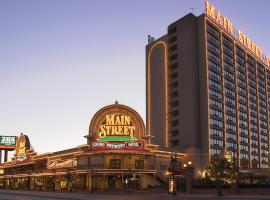 Main Street Station Casino Brewery and Hotel, Las Vegas