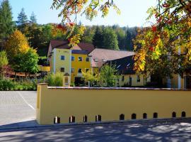 Hotel Schlossresidenz Heitzenhofen